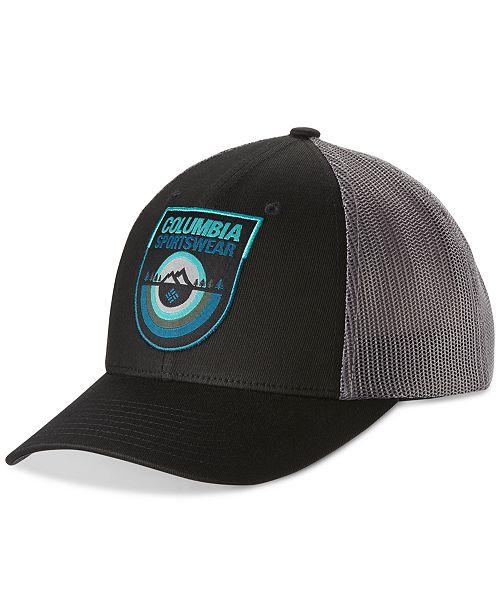 5fb48fc11409b Columbia Men s Mesh Snap Back Hat   Reviews - Hats