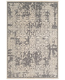 Aesop ASP-2309 Medium Gray 9' x 12' Area Rug
