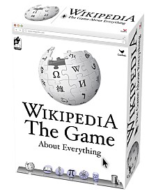 Wikipedia- The Game About Everything