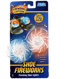 Shoe Fireworks