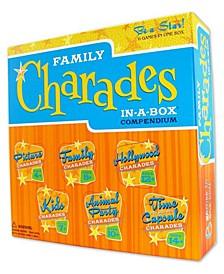 Family Charades in a Box Compendium