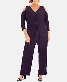 1760ec88fdea9 Purple Jumpsuits Women s Clothing Sale   Clearance 2019 - Macy s