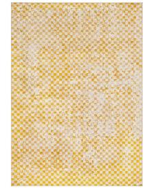 "Surya City CIT-2338 Mustard 7'10"" x 10'3"" Area Rug"