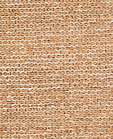 "Haraz Jute HRA-1002 Camel 18"" Square Swatch"
