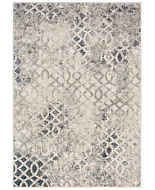 Surya Cash HAC-2307 Medium Gray 2' x 3' Area Rug