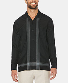 Cubavera Men's Stripe Long-Sleeve Shirt