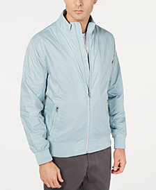 Tasso Elba Men's Lightweight Jacket, Created for Macy's