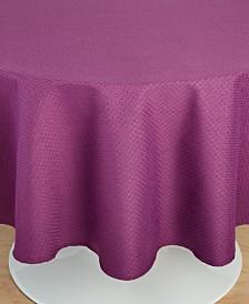 "Fiesta Maya Mulberry 70"" Round Tablecloth"