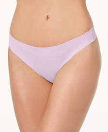Beyond Naked Ribbed Clean-Cut Thong 879259