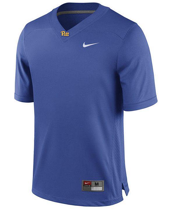 Nike Men's Pittsburgh Panthers Replica Football Master Jersey