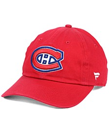 Montreal Canadiens Fan Relaxed Adjustable Strapback Cap