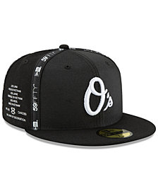 New Era Baltimore Orioles Inside Out 59FIFTY-FITTED Cap