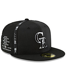 New Era Colorado Rockies Inside Out 59FIFTY-FITTED Cap