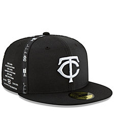New Era Minnesota Twins Inside Out 59FIFTY-FITTED Cap
