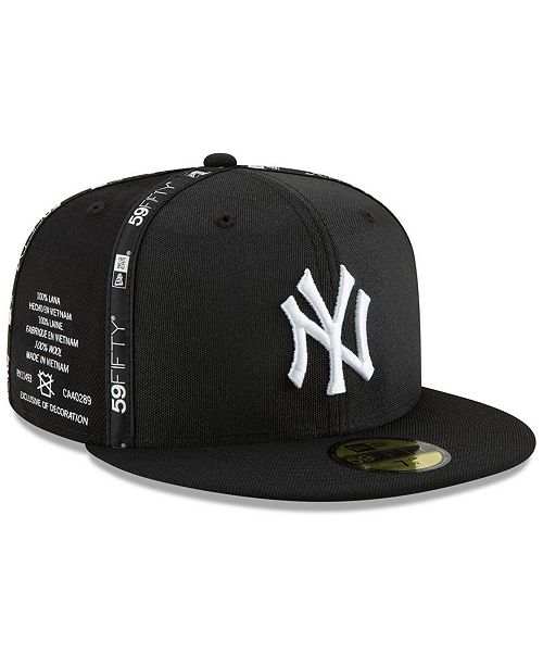 569489477f7ec New Era New York Yankees Inside Out 59FIFTY-FITTED Cap & Reviews ...