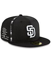 new product de170 0efd7 New Era San Diego Padres Inside Out 59FIFTY-FITTED Cap