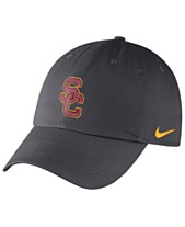 f5fbf2f0 Nike USC Trojans Core Easy Adjustable Strapback Cap