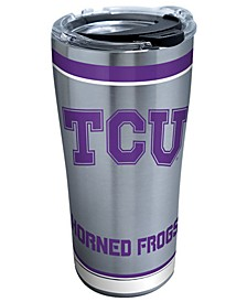 TCU Horned Frogs 20oz Tradition Stainless Steel Tumbler