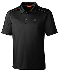 Cutter & Buck Men's Carolina Panthers Chance Polo