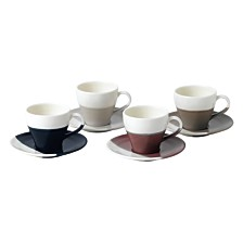 Royal Doulton Coffee Studio Espresso Cup & Saucer