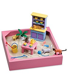 My Little Sandbox - Kitty Tea Party