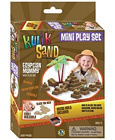 KwikSand Mini Play Set - Egyptian Mummy