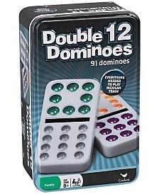 Double Twelve Color Dot Dominoes