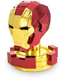 Metal Earth 3D Metal Model Kit - Marvel Avengers Iron Man Mark 45 Helmet