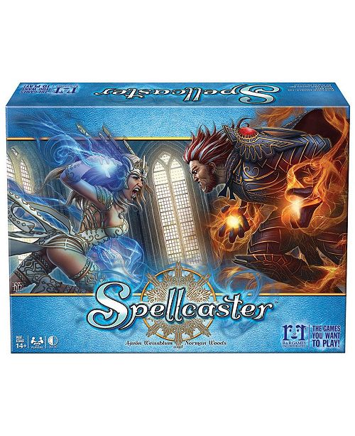 R&R Games Spellcaster
