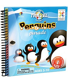Penguins Parade Puzzle Game