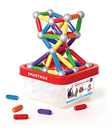 SmartMax Build and Learn Educational Set- 100 Pieces