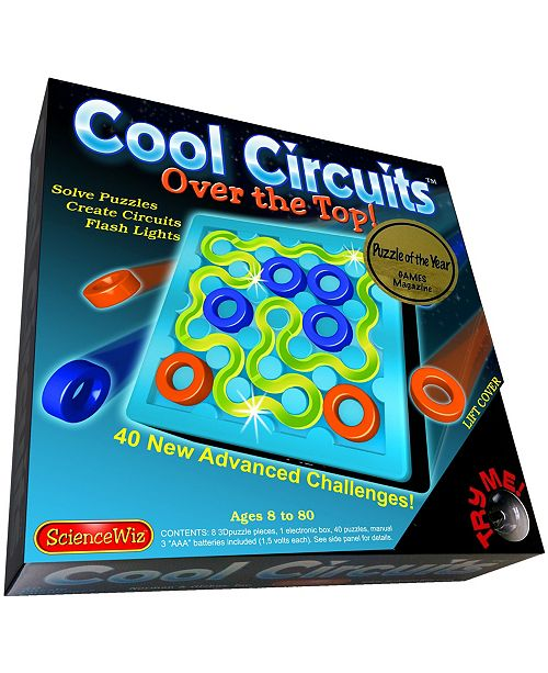 Crayola Cool Circuits - Over the Top! Puzzle