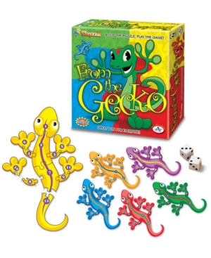 From the Gecko Game Puzzle Game