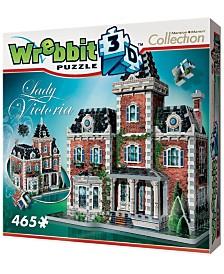 Mansion Collection - Lady Victoria 3D Puzzle - 465 Piece
