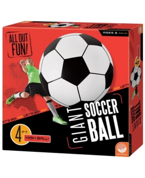 Giant Inflatable Soccer Ball