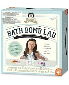 Science Academy - Bath Bomb Lab