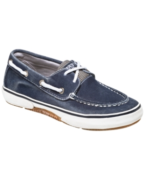 Sperry Top Sider Kids Shoes Boys Halyard Shoes