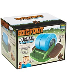 Bigfoot Ice Cream Machine
