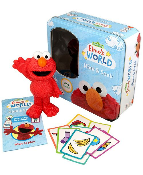 Identity Games Elmo's World Hide and Seek