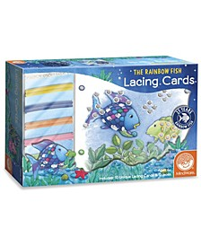 The Rainbow Fish - Lacing Cards