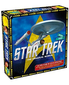 Star Trek - The Original Series Road Trip Board Game