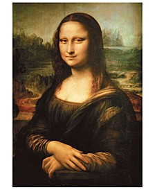 Leonardo da Vinci - Mona Lisa Jigsaw Puzzle- 1000 Pcs
