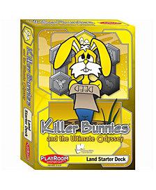 Killer Bunnies Odyssey Land Starter Deck