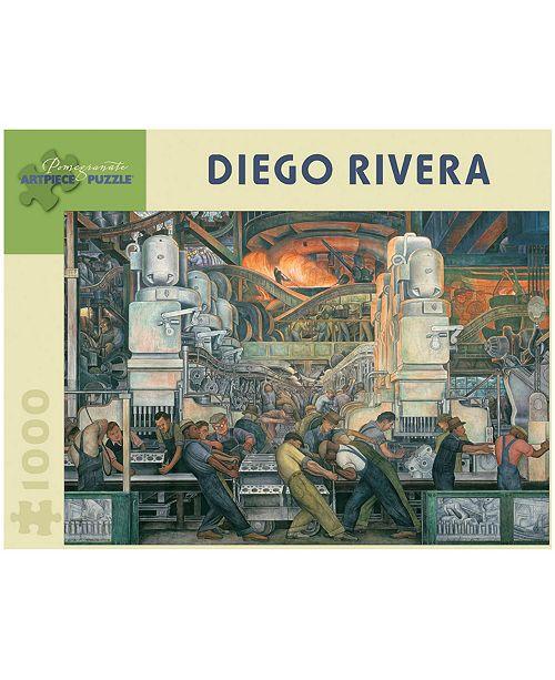 Pomegranate Communications, Inc. Diego Rivera - Detroit Industry Puzzle- 1000 Pieces