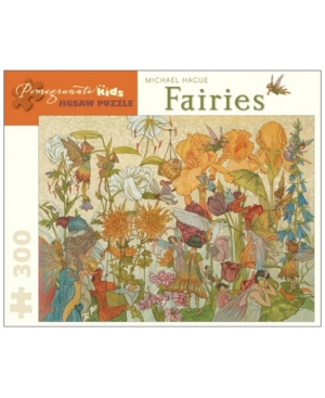 Michael Hague - Fairies Puzzle- 300 Pieces