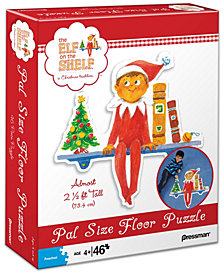 The Elf on the Shelf Pal Size Floor Puzzle - 46 Piece