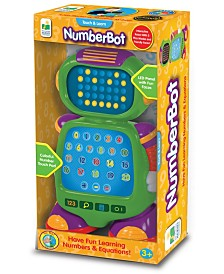 Touch and Learn NumberBot
