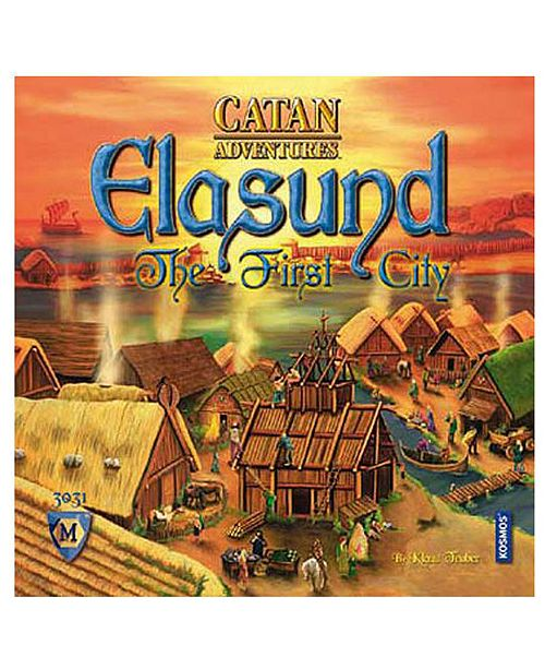 Mayfair Games Elasund - The First City of Catan