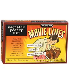 Magnetic Poetry Kit- Mixed Up Movie Lines