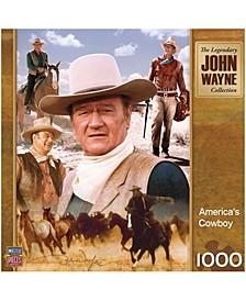 John Wayne - America's Cowboy Puzzle- 1000 Piece